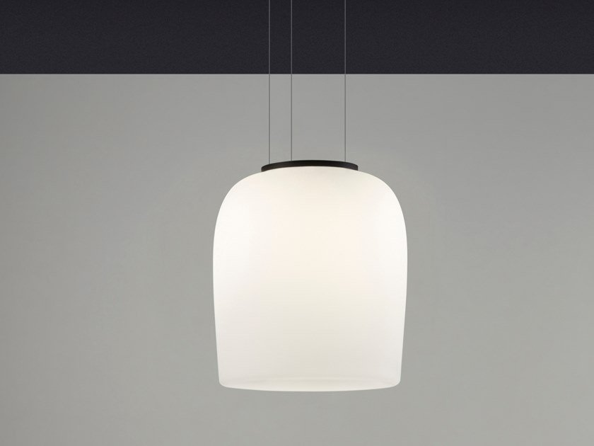 LED pendant lamp GHOST 4987 by Vibia