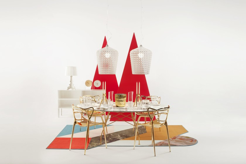 Ghost buster kollektion ghost by kartell design philippe starck