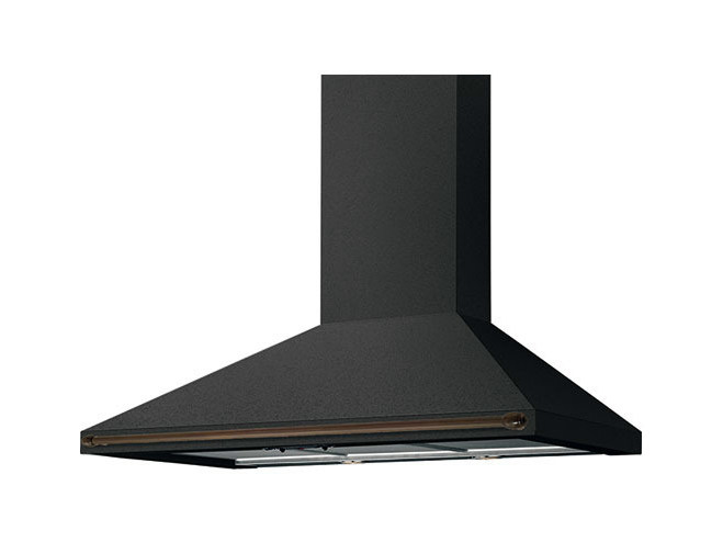 Ceiling-mounted cooker hood with integrated lighting GHPR64AN | Cooker hood by Glem Gas