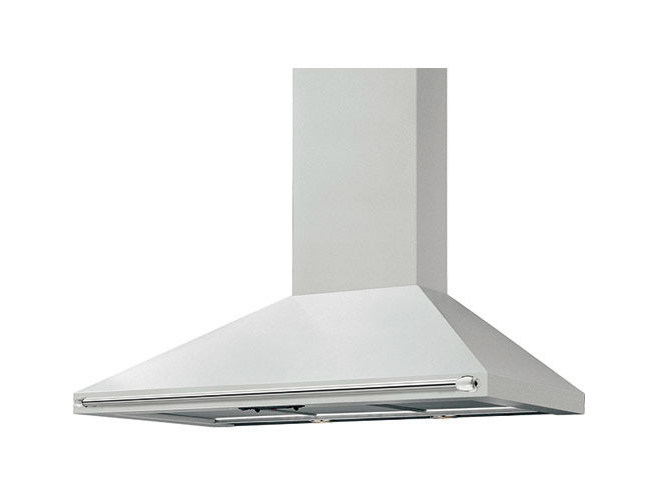 Ceiling-mounted cooker hood with integrated lighting GHPR94BA | Cooker hood by Glem Gas