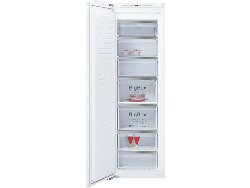 Built-in no frost vertical freezer Class A + + GI7813C30 | Freezer Class A + + by Neff