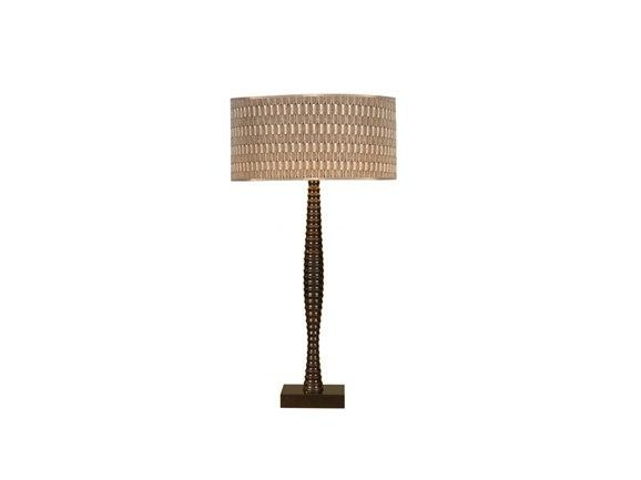 Wooden table lamp GIACOMO DESK by Hamilton Conte Paris