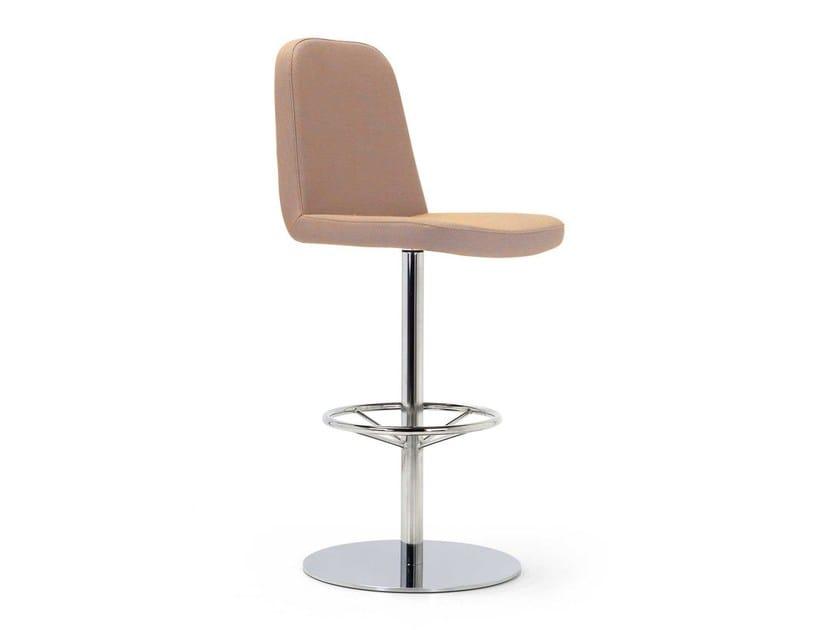 Swivel stool GIBBS STOOL | Stool by Domingo Salotti