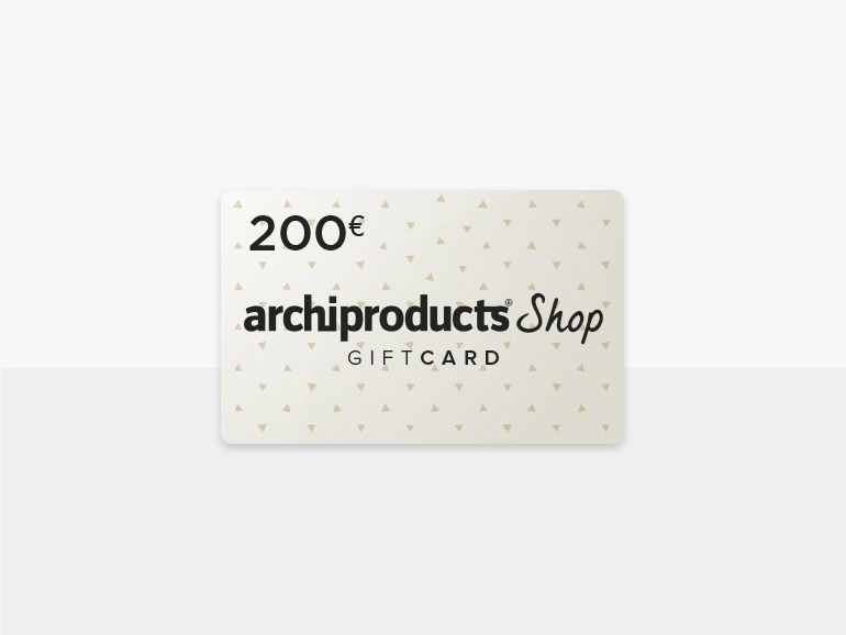 Gift card value € 200 GIFT CARD 200 by Archiproducts.com