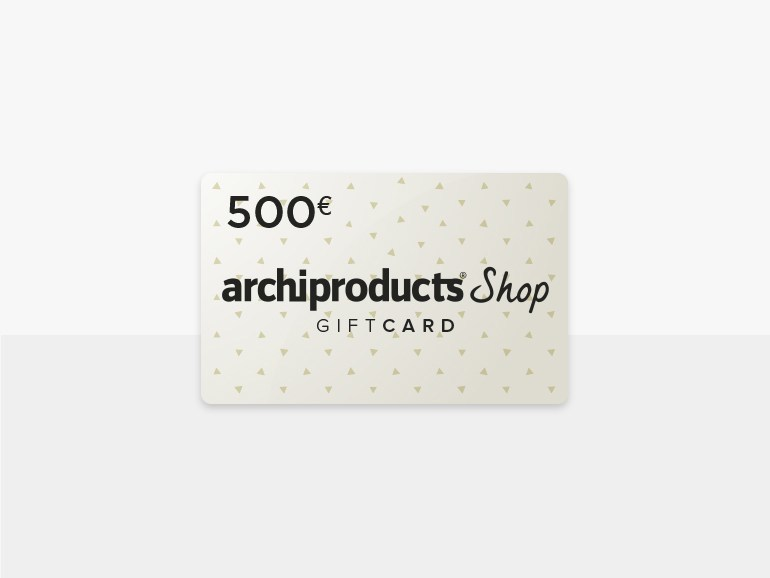 Gift card value € 500 GIFT CARD 500 by Archiproducts.com
