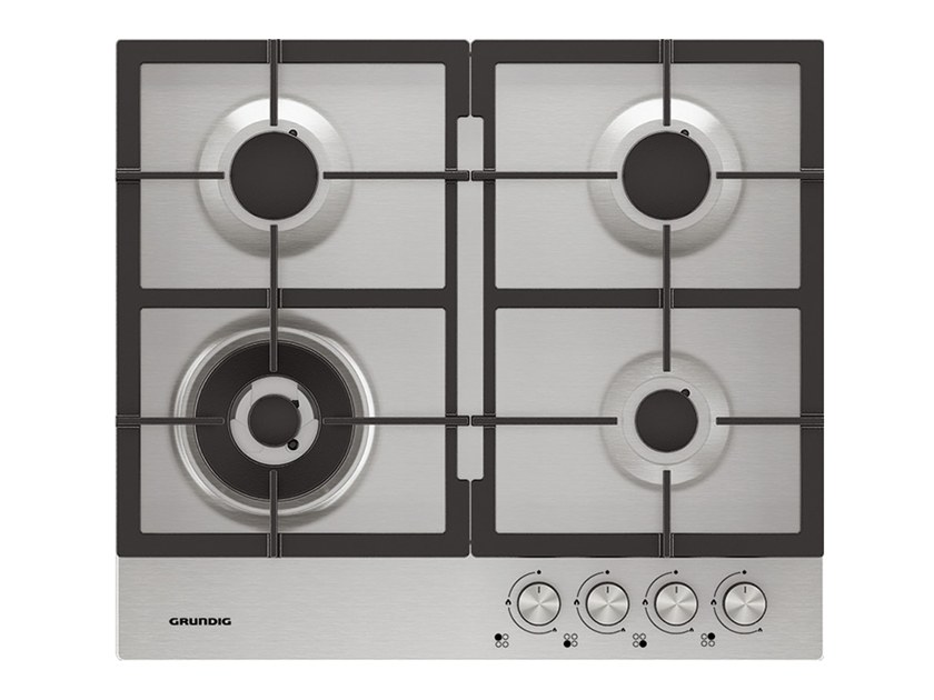 Gas hob GIGA 6234250 X | Gas hob by Grundig