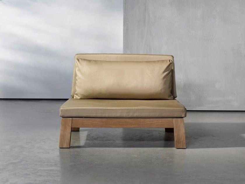 Garden easy chair GIJS | Garden easy chair by Piet Boon