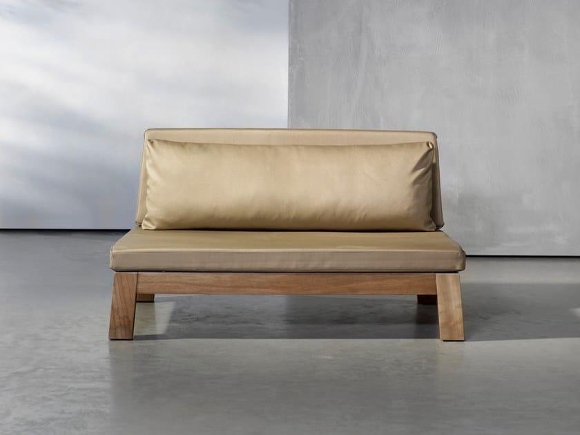 2 seater garden sofa GIJS | Garden sofa by Piet Boon