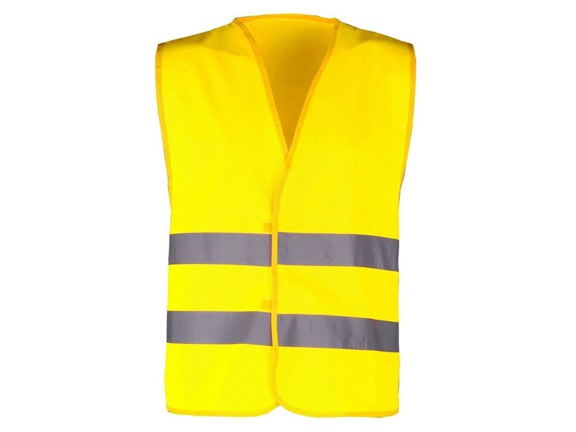 Work clothes GILET HV GIALLO by KAPRIOL