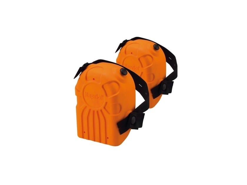 Personal protective equipment GINOCCHIERA POLIURETANO ARANCIONE by KAPRIOL