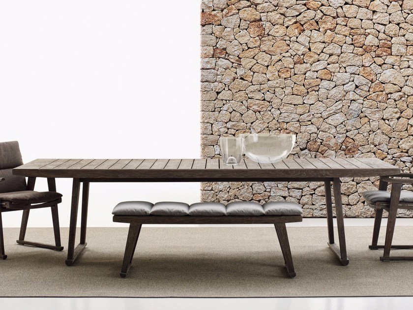 GIO | Table de jardin By B&B Italia Outdoor design Antonio ...
