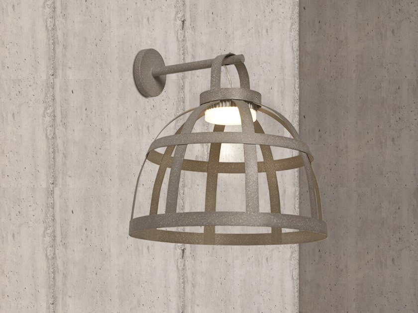 LED wall lamp GIOCONDA 189/44 by Gibas