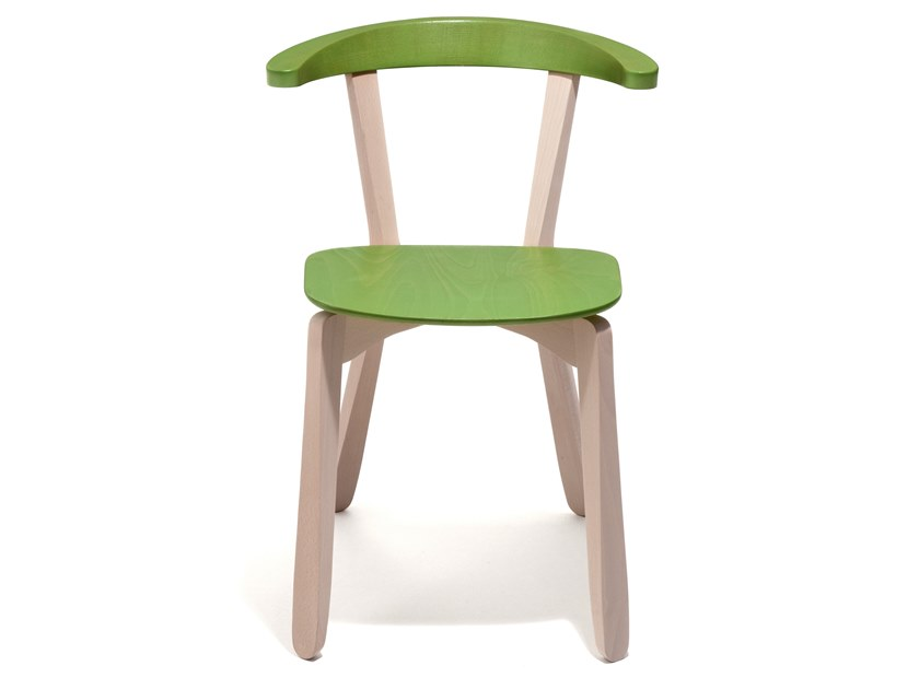 Beech chair GIORDY | Chair by Blifase