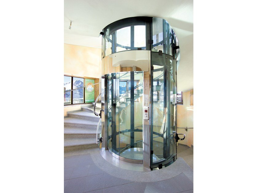 Electric house lift GIOTTO LINE by SUITE® Lift by Nova
