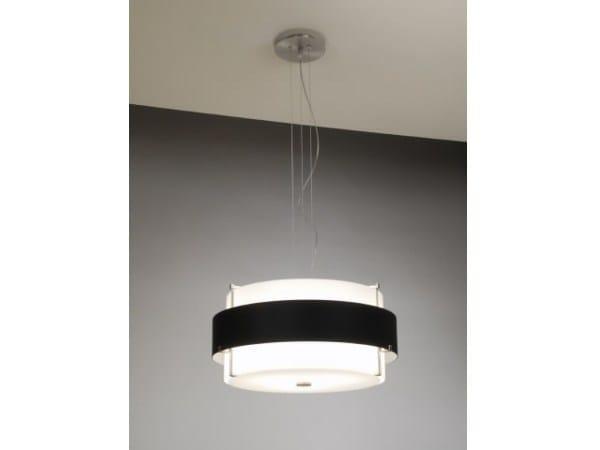 Murano glass pendant lamp GIOVE   Pendant lamp by IDL EXPORT