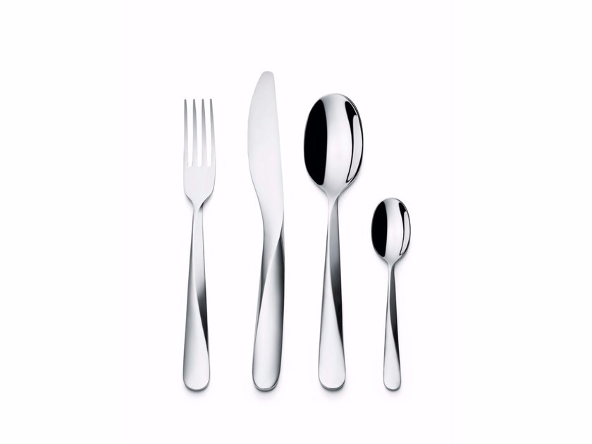 Giro Cutlery Set By Alessi Design Unstudio
