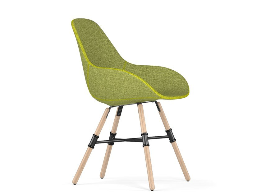 Chair GIRO DIMPLE TAILORED by KUBIKOFF