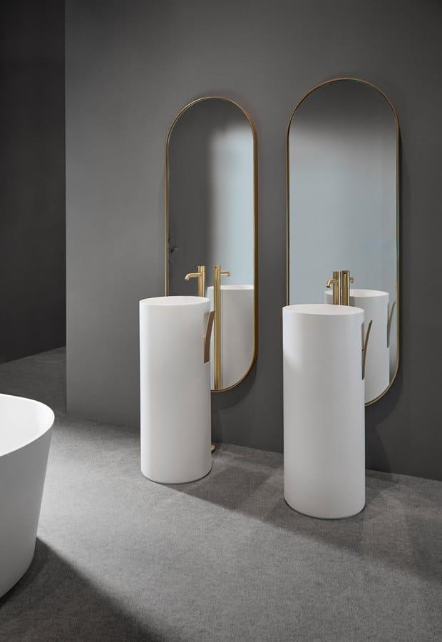 GIRO | Specchio ovale