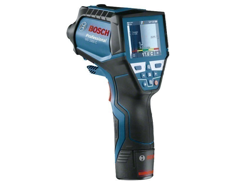Measurement, control, thermographic and infrared instruments GIS 1000 C Professional by BOSCH PROFESSIONAL