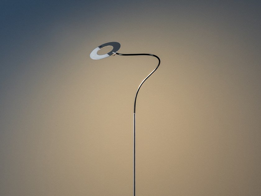 LED adjustable floor lamp GIULIETTA F by Catellani & Smith