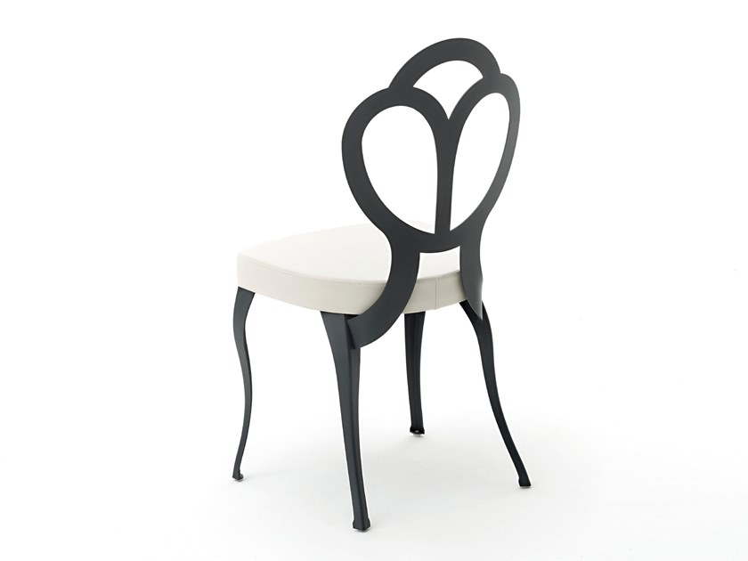 Upholstered fabric restaurant chair GIULY | Restaurant chair by Mara