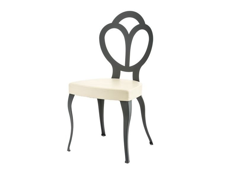 Upholstered fabric restaurant chair GIULY   Restaurant chair by Mara