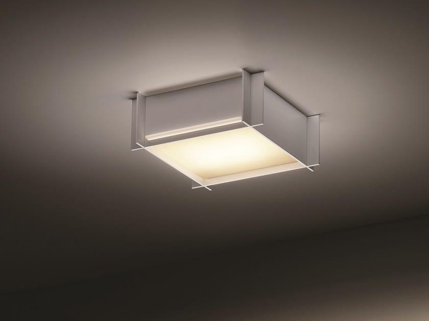 Lampade Led Da Soffitto : Giunto lampada da soffitto by puraluce