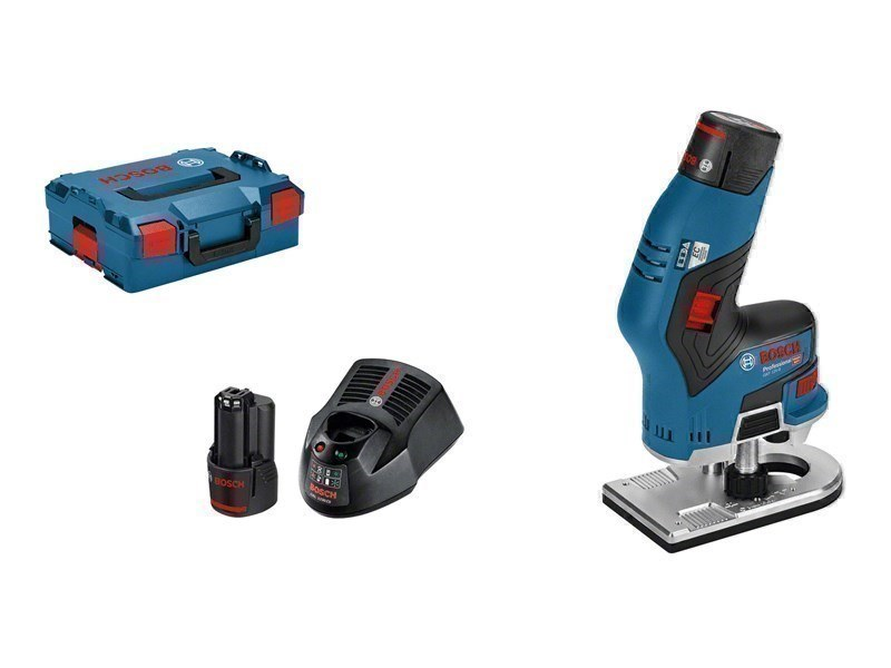 Special machinery for construction sites GKF 12V-8 Professional by BOSCH PROFESSIONAL