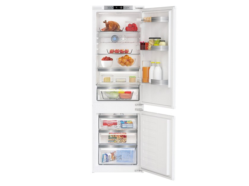 Combi built-in no frost refrigerator GKGI 25721 | Built-in refrigerator by Grundig
