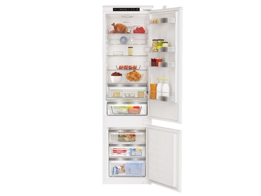 Combi built-in ventilated refrigerator GKMI 25910 F by Grundig