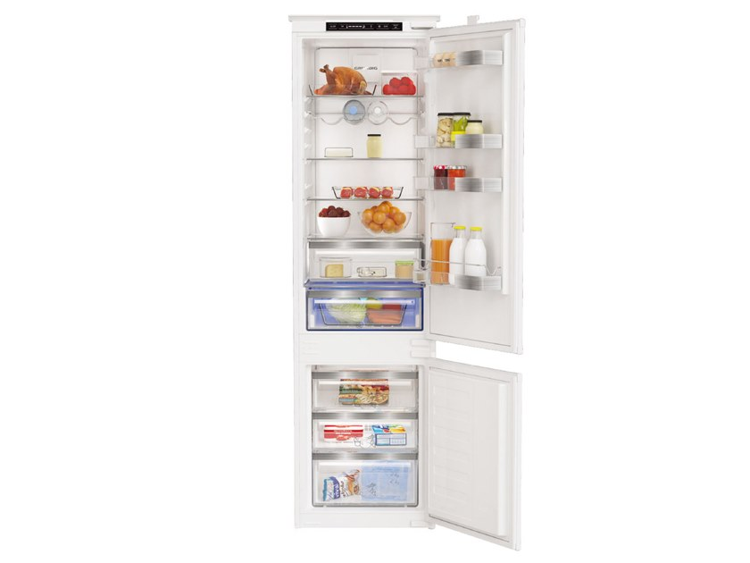 Combi built-in ventilated refrigerator GKMI 25920 F by Grundig