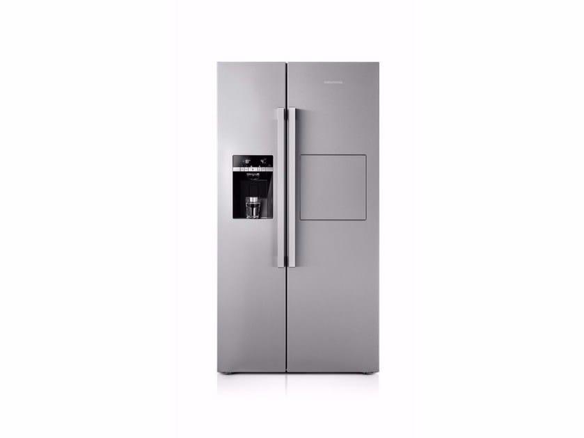 Combi carbon fibre refrigerator GKN 17830 X | Refrigerator by Grundig