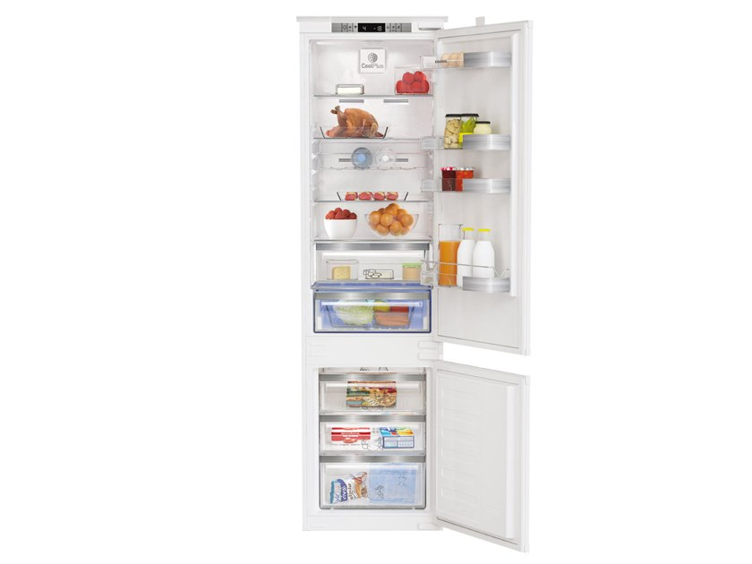 Combi built-in no frost refrigerator GKNI 25910 by Grundig
