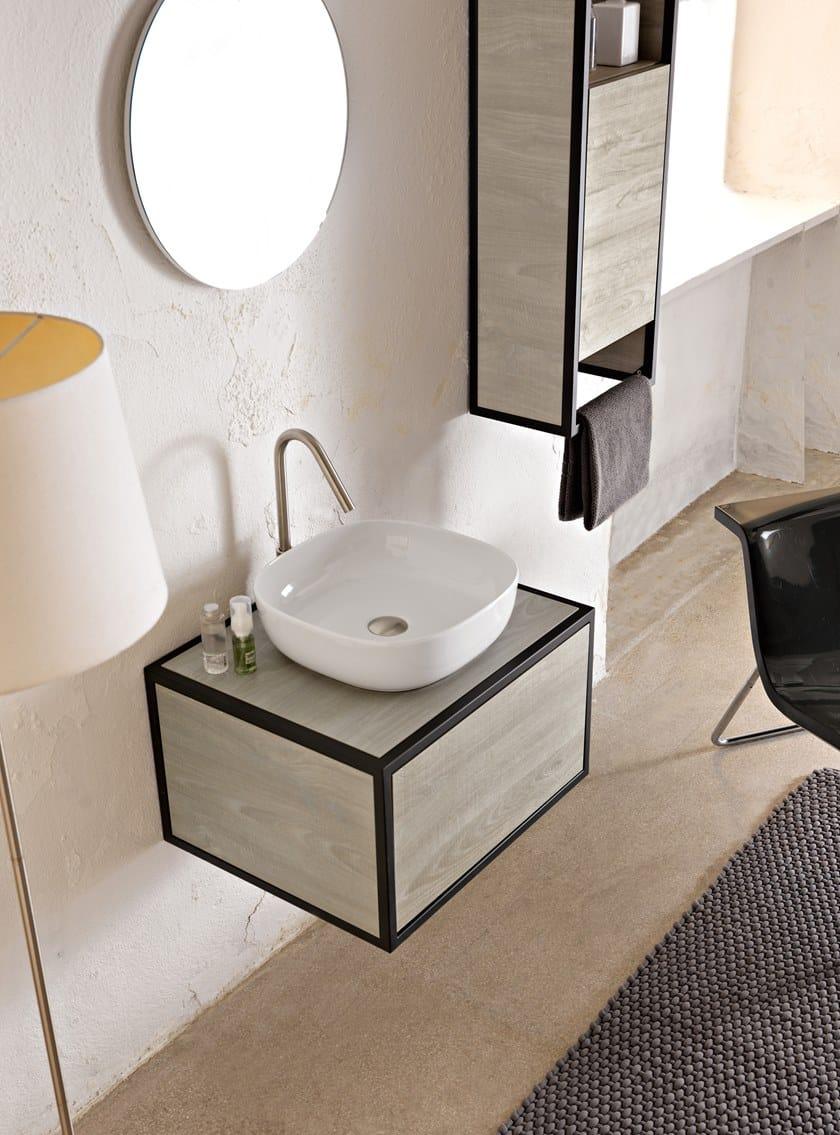 Ceramica Scarabeo Prezzi.Lavabo Da Appoggio Rotondo In Ceramica Glam Lavabo Rotondo