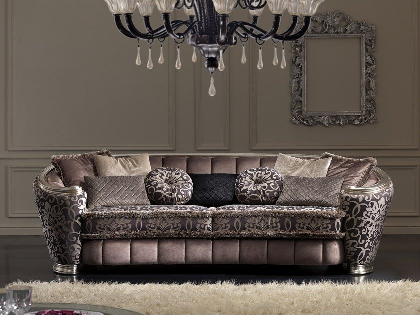 Glamour Sofa By Gold Confort