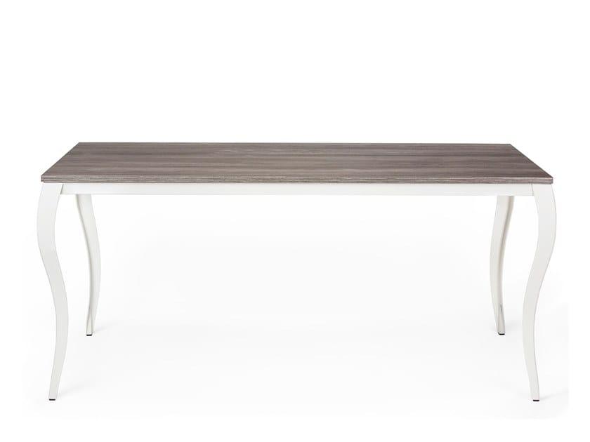 Rectangular table GLAN | Rectangular table by Mara