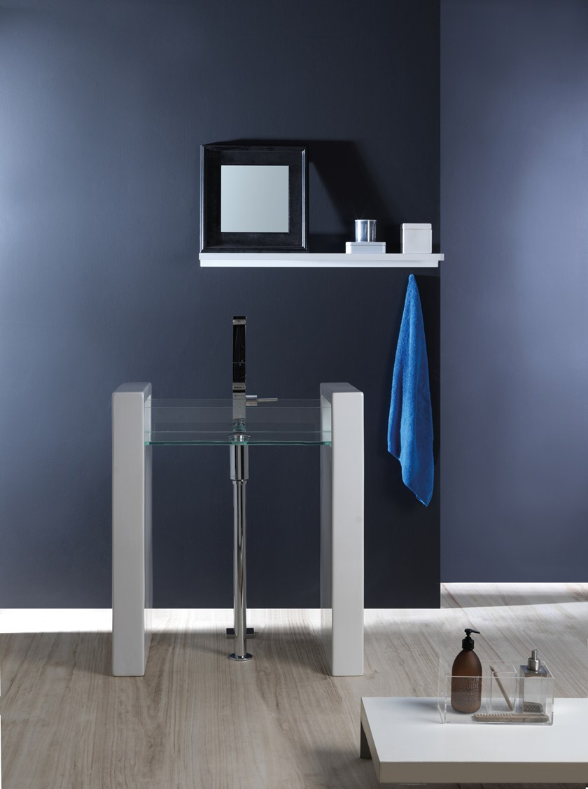 GLASS | Lavabo freestanding