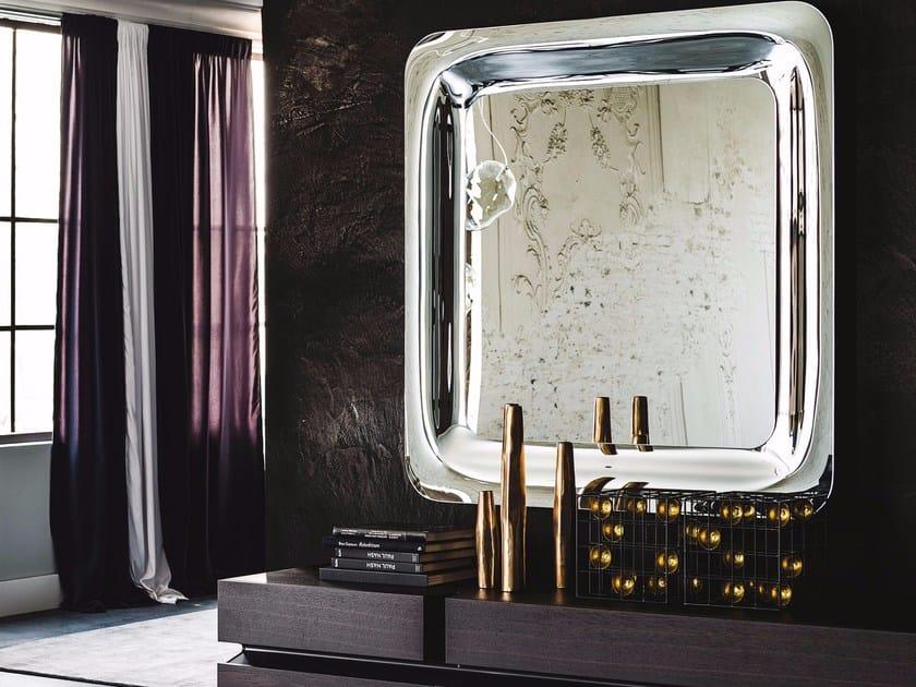 Framed mirror GLENN by Cattelan Italia