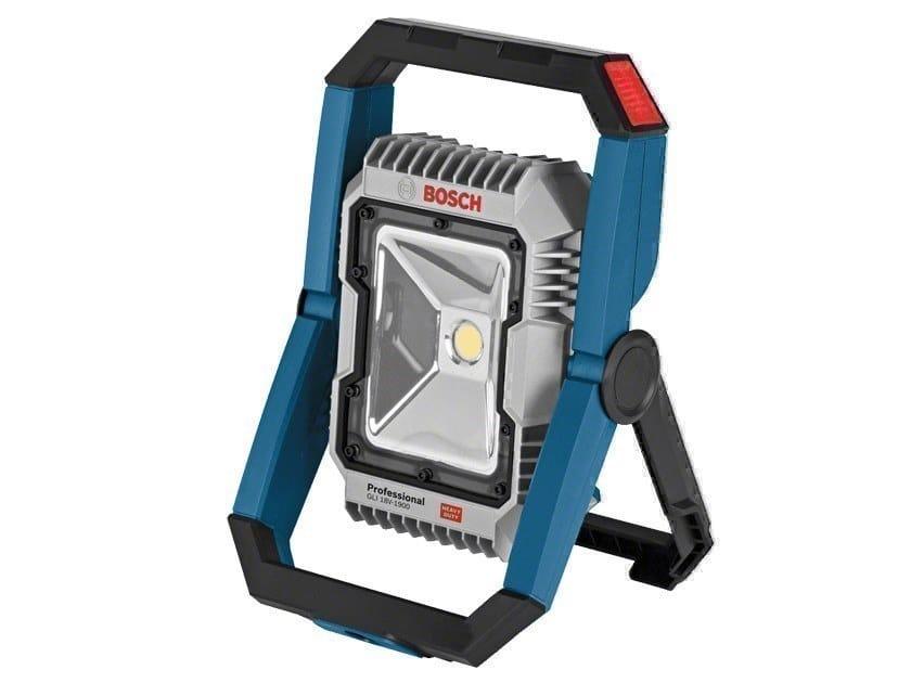 Work lights GLI 18V-1900 Professional by BOSCH PROFESSIONAL