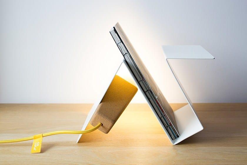 LED adjustable table lamp GLINT #3 | Adjustable table lamp by Galula