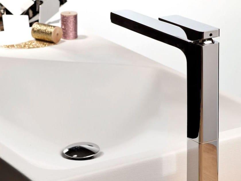 1 hole washbasin mixer GLITTER | 1 hole washbasin mixer by RITMONIO