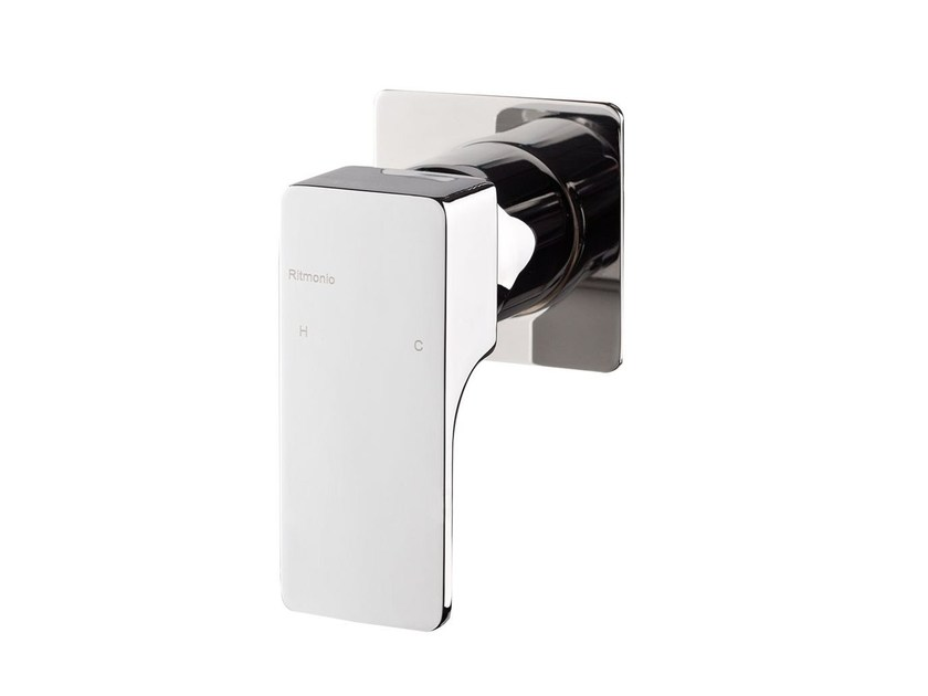 Single handle shower mixer GLITTER   Single handle shower mixer by RITMONIO