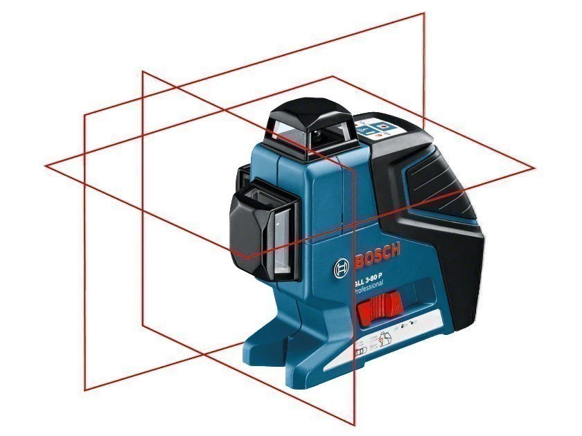 Livella laser a linee GLL 3-80 P Professional by BOSCH PROFESSIONAL