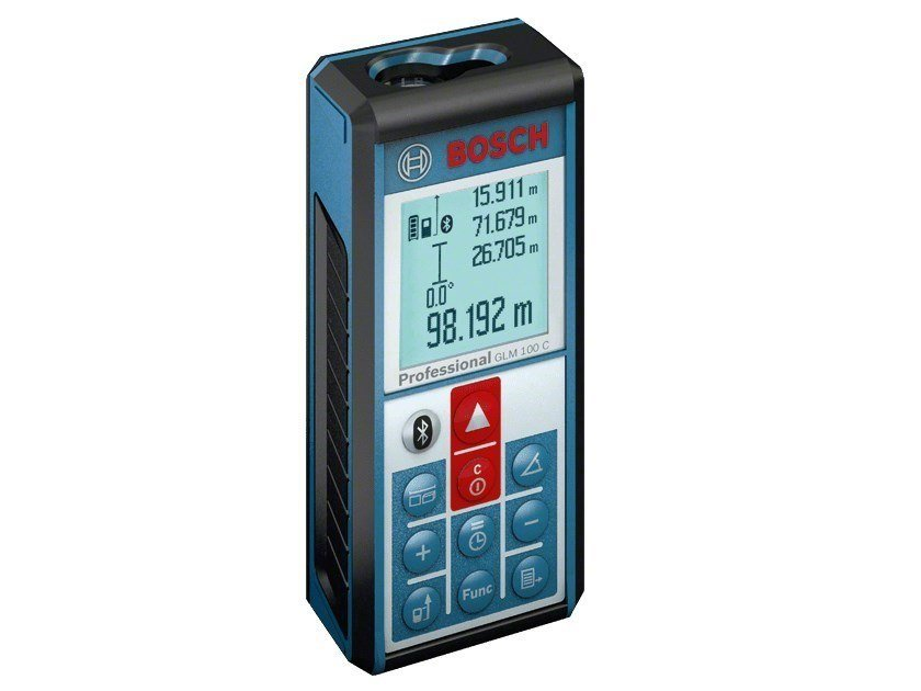 Measurement, control, thermographic and infrared instruments GLM 100 C Professional by BOSCH PROFESSIONAL