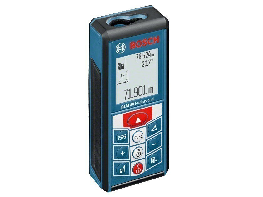 Measurement, control, thermographic and infrared instruments GLM 80 Professional by BOSCH PROFESSIONAL