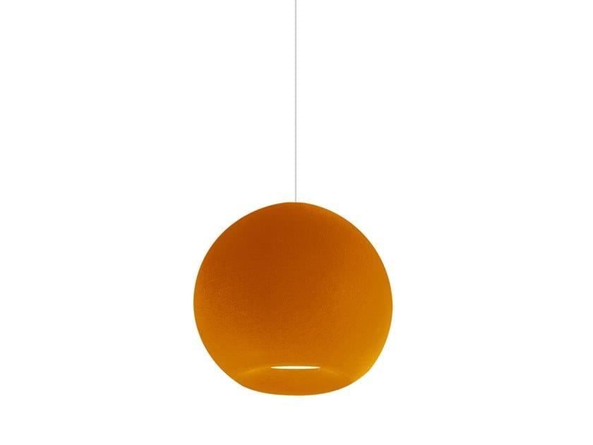 LED pendant lamp GLOBE   Pendant lamp by Orbit