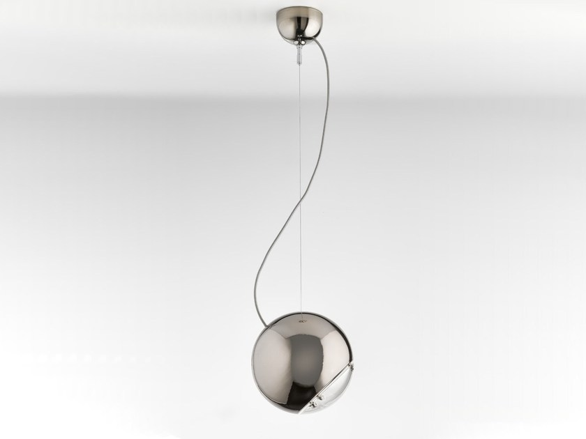 LED pendant lamp GLOBO by Aldo Bernardi