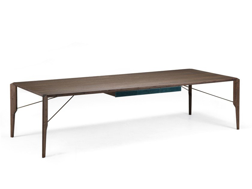 Wooden table GLORIOUS by Arketipo