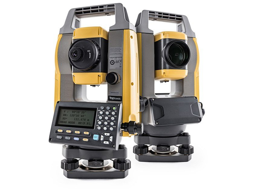 Instrument for topographic and geodetic survey GM-50 by Topcon