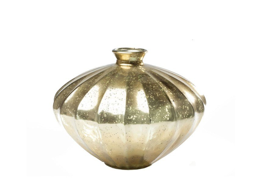 Recycled glass vase GOBI 28 by KARE-DESIGN